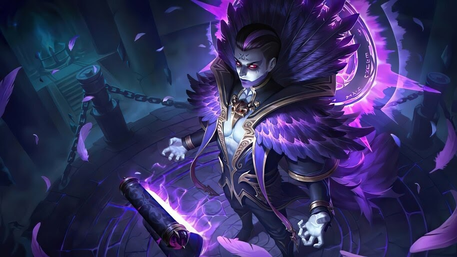 Estes, Crow Bishop, Mobile Legends, 4K, #7.916