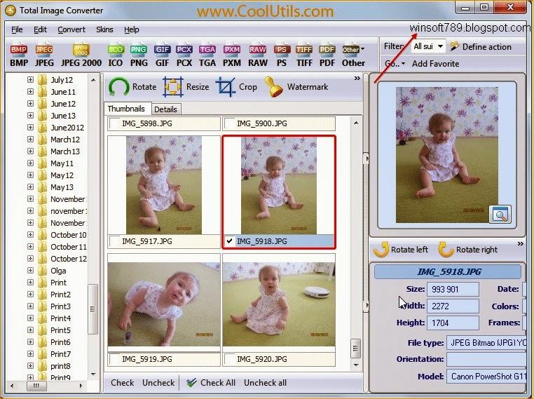CoolUtils Total Image Converter 5.1.60 Full Incl Serial Number