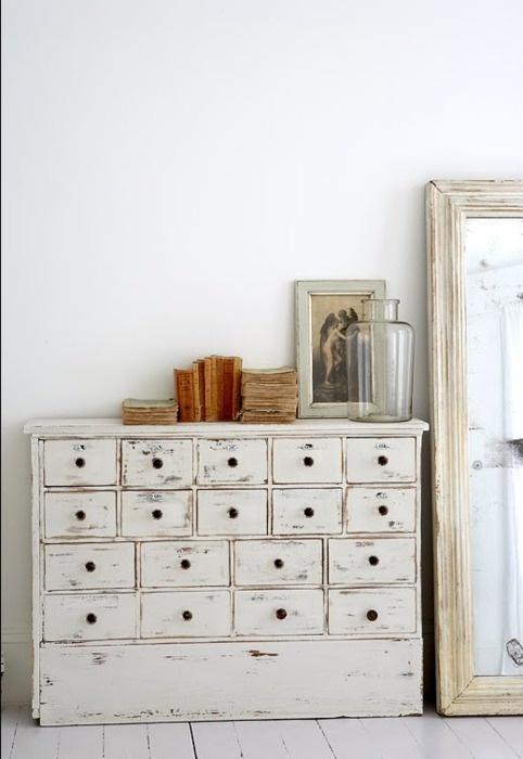 Muebles Recibidores Con Lejas Decorativas