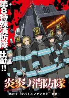 Enen no Shouboutai -Đội cứu hỏa - Anime Đội cứu hỏa VietSub