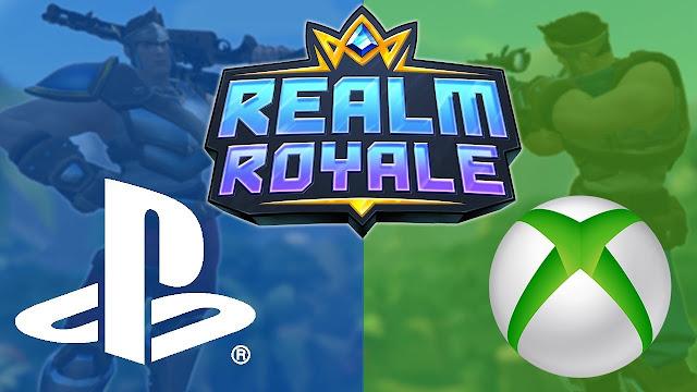 Realm Royale está en fase beta para Xbox y pronto llegará en PS4