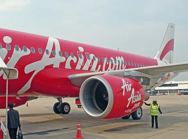Avion d'Air Asia