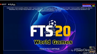 Download FTS 20 UCL All Winter Transfers Update HD Graphics by Worldgames