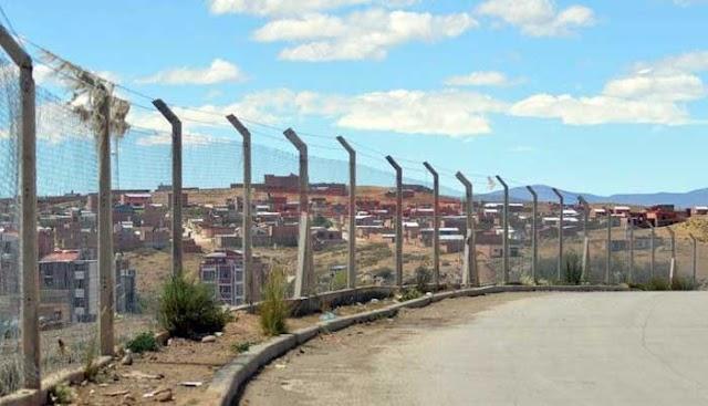 Personas residentes de Villazón fueron detenidos en La Quiaca que fueron a cobrar planes sociales