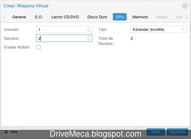 Creando una maquina virtual Windows con KVM