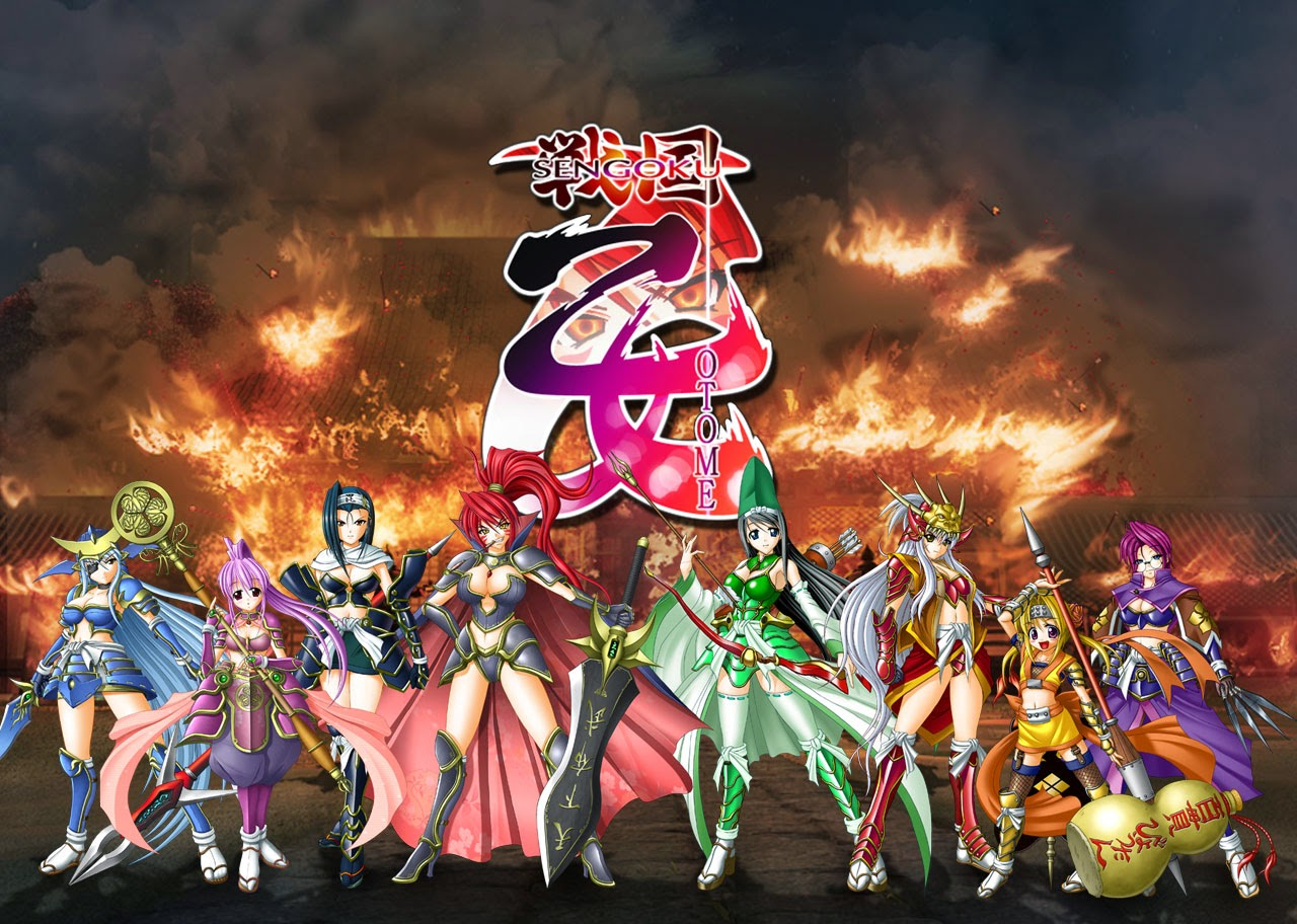 Moonlight Summoner's Anime Sekai: Battle Girls~Time Paradox~ 戦国