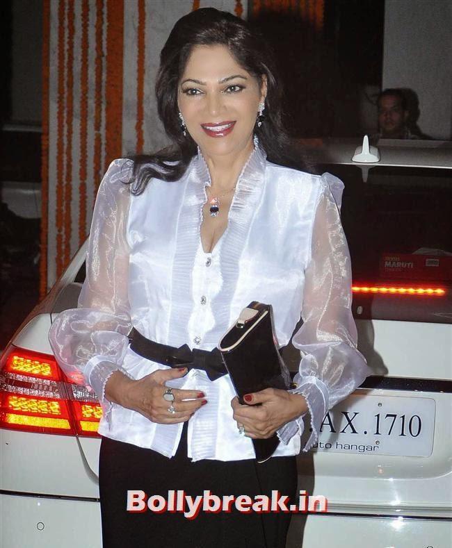 Simi Grewal, Bollywood Celebs at Kangana Ranaut Birthday Bash Pics