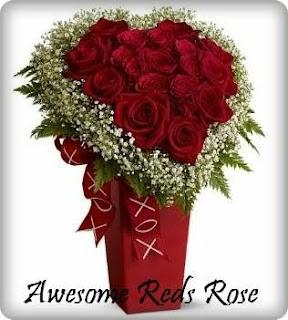 Khasiat dari bunga mawar merah