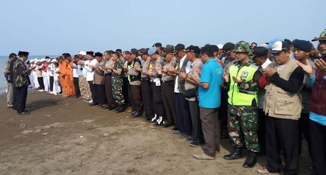Kesaksian Mengerikan Warga Jatuhnya Lion Air JT-610, Habis Ledakan Besar Langsung Turun Hujan