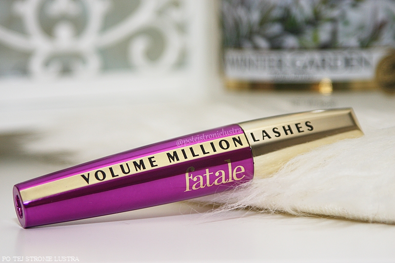 maskara l'oreal volume million lashes fatale