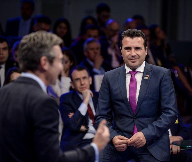 Ζάεφ: Μέλος της οικογένειας του ΝΑΤΟ η «Δημοκρατία της Μακεδονίας»