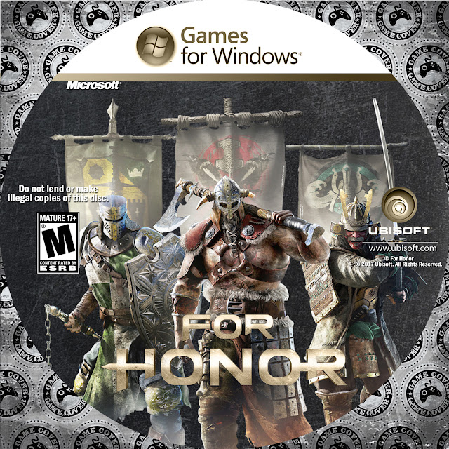 Label For Honor PC [Exclusiva]