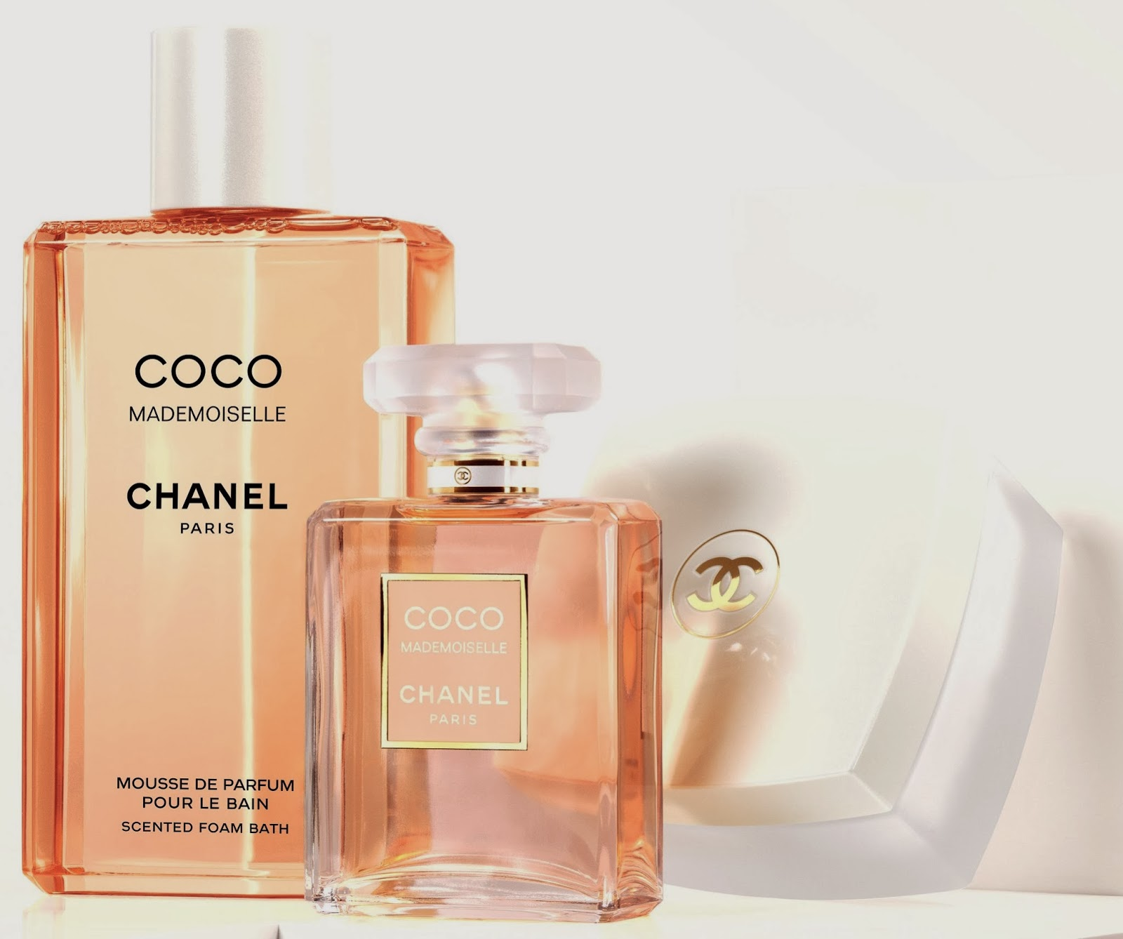 Make Up For Dolls: Chanel Coco Mademoiselle New Bath ...