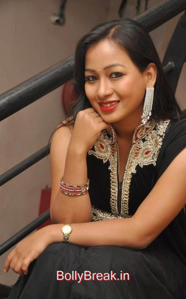 Sneha Pics, Actress Sneha Hot pics In Black Shalwar Kameez