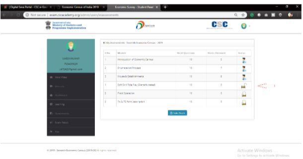 CSC Economic Survey Enumerator & Supervisor Exam