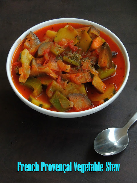French Provençal Vegetable Stew