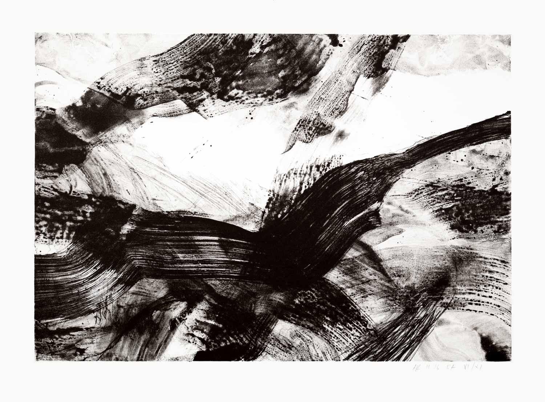 Annik Reymond - lithographie