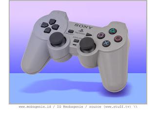 PLAYSTATION DUALSHOCK (1997)