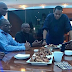 Aliko Dangote celebrates Sallah with Billionaires, * Femi Otedola, Tunde Ayeni, Donald Duke and others on his yacht
