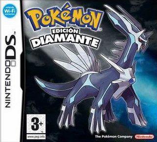 Pokémon Edición Diamante, NDS, Español, Mega, Mediafire