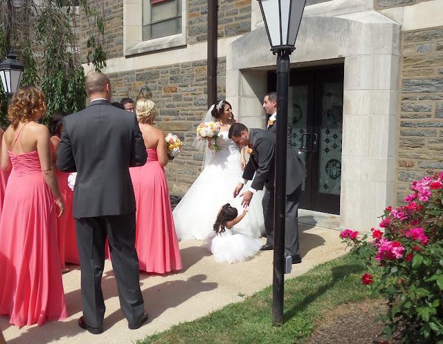coral-bridal-party