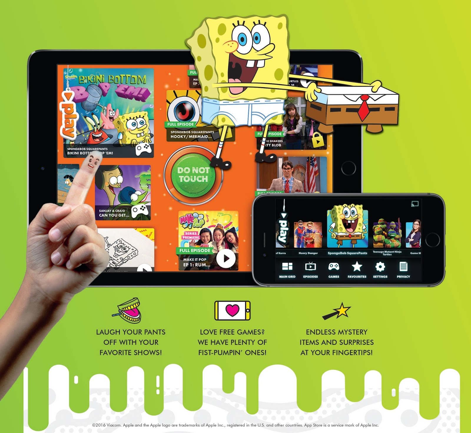 Nickalive viacom partners with telkomsel to launch Play app