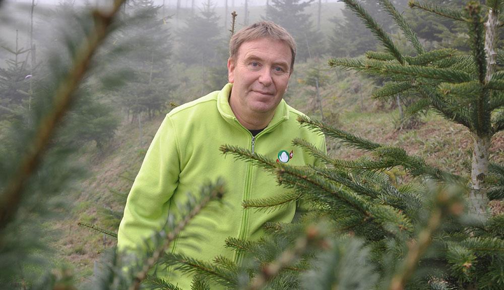 Urs Sägesser - Bio Weinachtsbaum Produzent