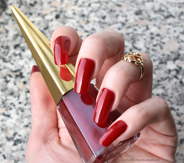MAC Charlotte Olympia - Old Fashioned Swatch