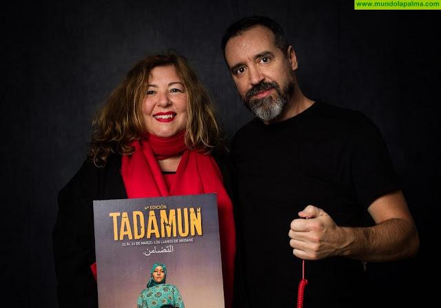 """Los Llanos de Aridane acoge la IV edición de la Semana Cultural """"Tadamun"""" que presentará el álbum-libro """"Mujer Wilaya"""" de Emilio Barrionuevo"""