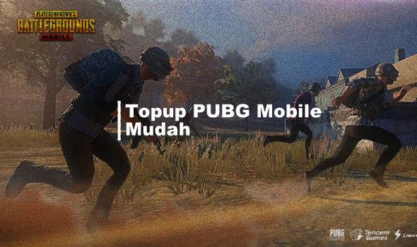 Cara Mudah Topup/Beli UC PUBG Mobile Di Codashop dan Dapat Bonus UC