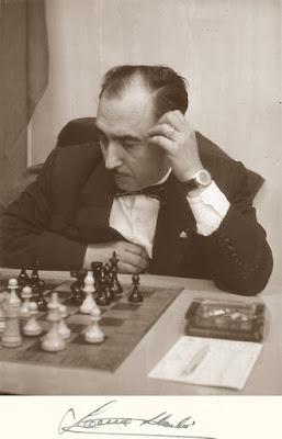 XXI Campeonato de España de Ajedrez 1956, el campeón Jaume Lladó Lumbera