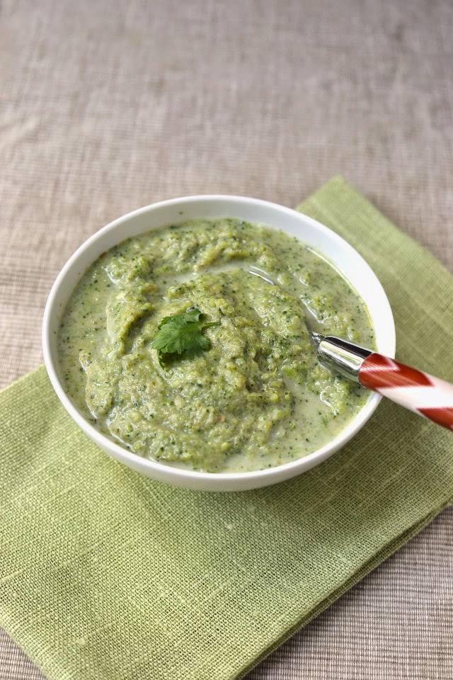 Swedish Broccoli Soup