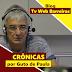 CRÔNICA DE GUTO DE PAULA: OS TROPEÇOS E OS ERROS.