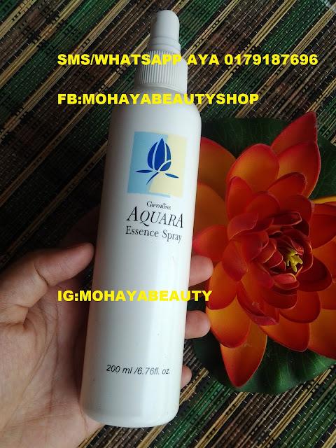 📣📣📣📣📣PON..PON..PON...PON.. AQUARA SPRAY ready stok,yang ane nak try glowing2 gitu..cepat3 mai beli...uolls xrugi sbb amat besar (200ml) n jimat..x guna mekap pon masih boleh mengunakan AQUARA SPRAY...  #aquara #aquaraspray #aquaraspraymurah #aquaraspraygiffarine #giffarinemalaysia #giffarine #giffarineaquaraspray #spraymakeup #makeupmalaysia #sayajualaquara #sayajualgiffarine #produkgiffarine #kosmetikmalaysia #makeuptutorial #makeup #sayasukamakeup