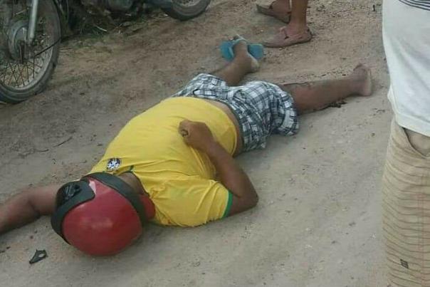 Em Pão de Açúcar, colisão entre caminhão-pipa e motocicleta resulta na morte de um homem