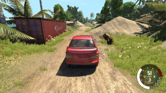 BeamNG Drive PC Games Gameplay