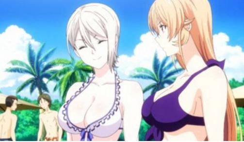 Download Anime Shokugeki no Souma OVA 2: Natsuyasumi no Erina Subtitle Indonesia