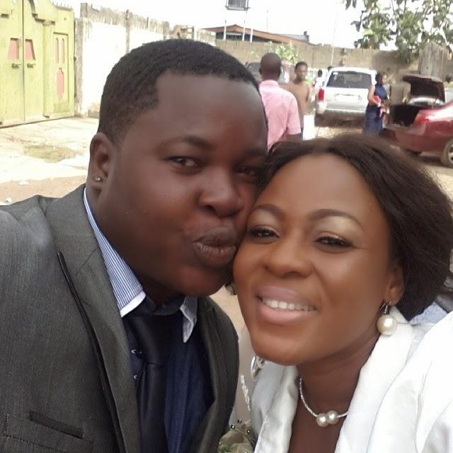 Celebrity Wedding Nollywood Movie: Liz Da Silva's Wedding Pictures: Nollywood Actress Marries