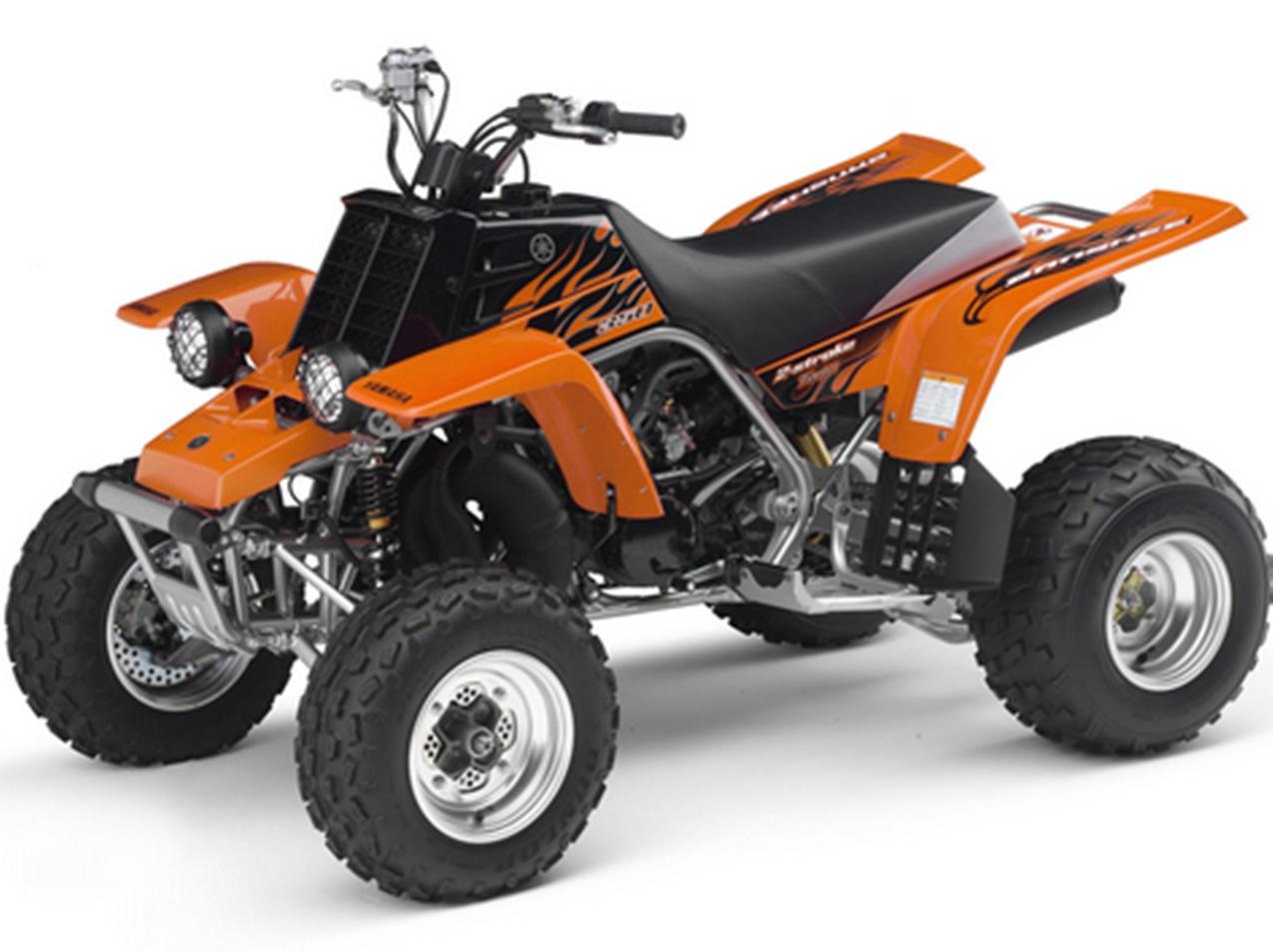 Yamaha Banshee Review : Yamaha ATV YFZ350 Banshee Specs