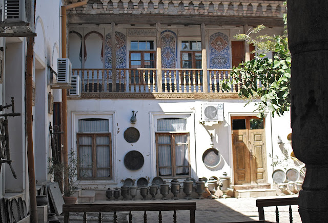 Ouzbékistan, Samarcande, Hôtel Legend, © L. Gigout, 2010