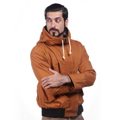 model jaket pria macho