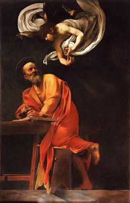 Imagem de São Mateus, pintura, #1