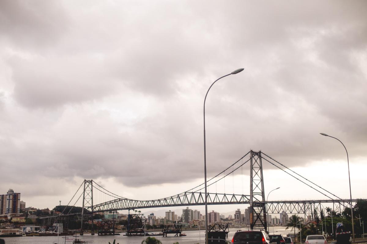 Ponte Hercilio Luz - Florianópolis