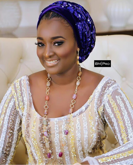 Stunning new photos of 41-year-old  billionaire daughter, Rahama Indimi