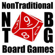 NonTraditional Board Games Logo