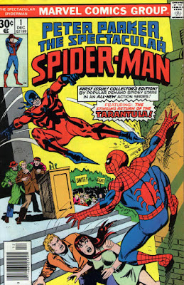 Spectacular Spider-Man #1, the Tarantula