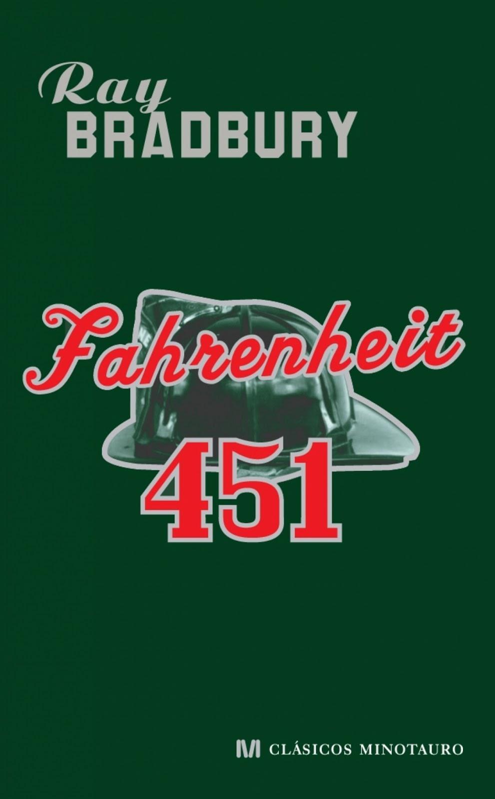 La Letra Crítica: Fahrenheit 451, Ray Bradbury