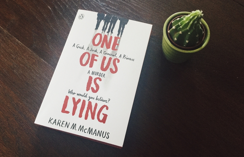 One Of Us Is Lying de Karen M. McManus