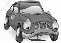 Enjin Kereta Bocor