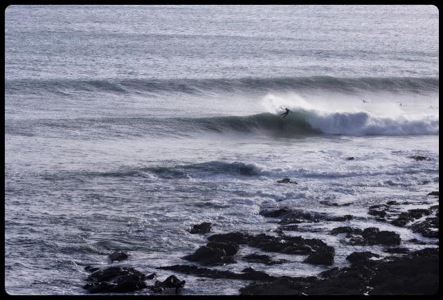 Surfing, Porthleven, Cornwall